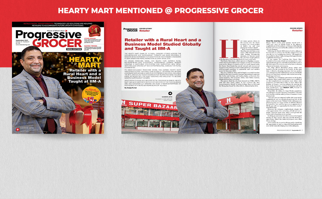 hearty mart banner