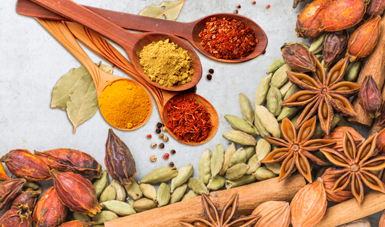 Quality Manufacturer, Suppliers and Exporters of Indian Spices