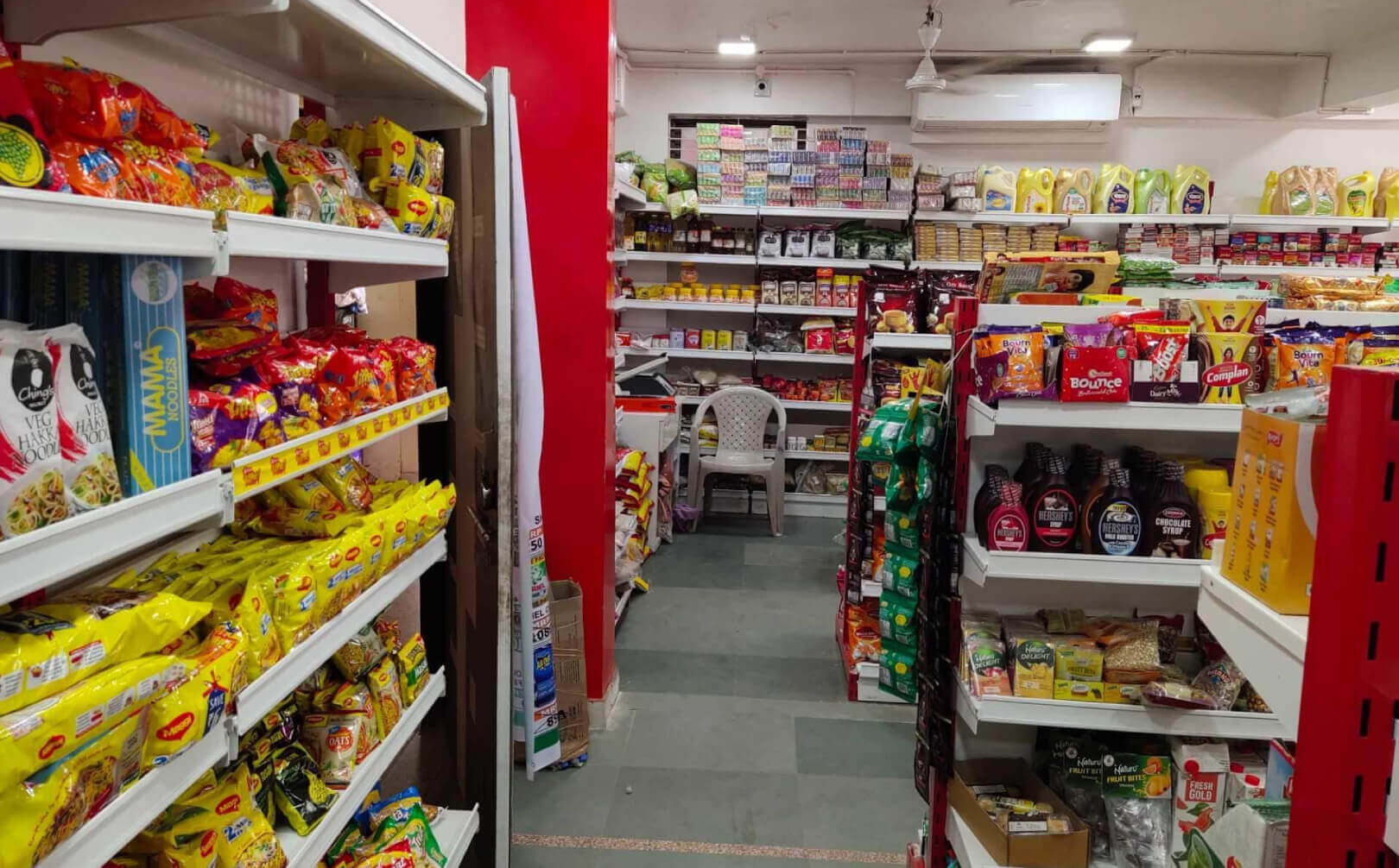 Grocery store in Ahmedabad – Hearty Mart